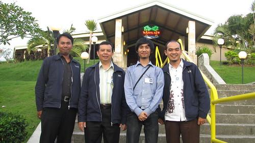Di Newmont Nusa Tenggara
