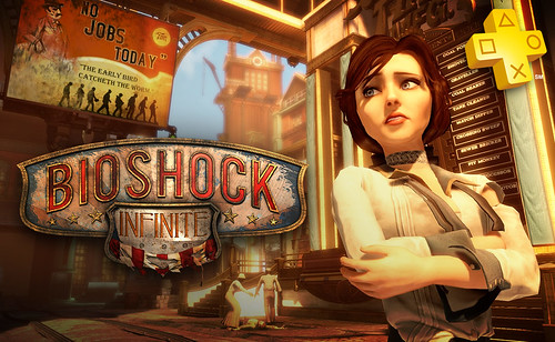 PlayStation Plus: BioShock Infinite