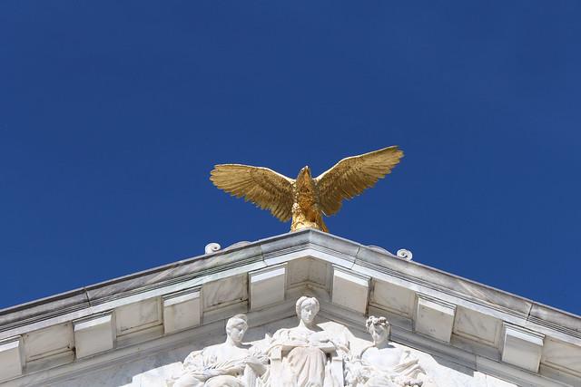 Eagle, Illinois Monument, Vicksburg Military Park