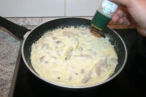 30 - Mit Salz abschmecken / Taste with salt