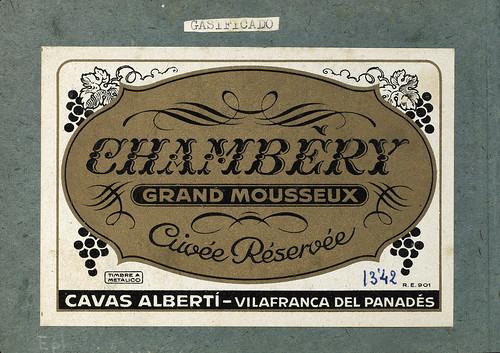 011-Colección de etiquetas de bebidas Álbum de etiquetas de las Destilerías Alberti -1890-1930- Biblioteca Digital Hispánica