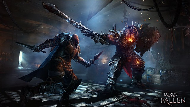 Lords of the Fallen for PS4,