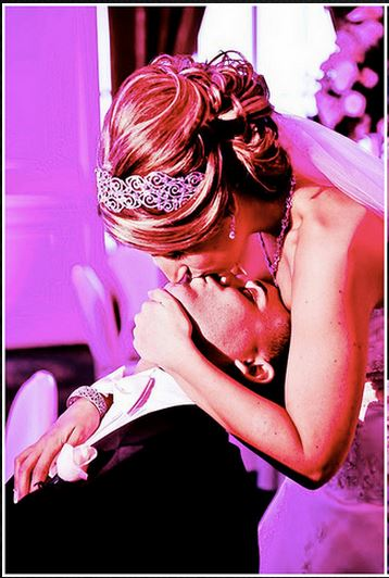 Kissing- Lisa- Bridal Styles Boutique