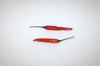 02 - Zutat Chili / Ingredient chilis