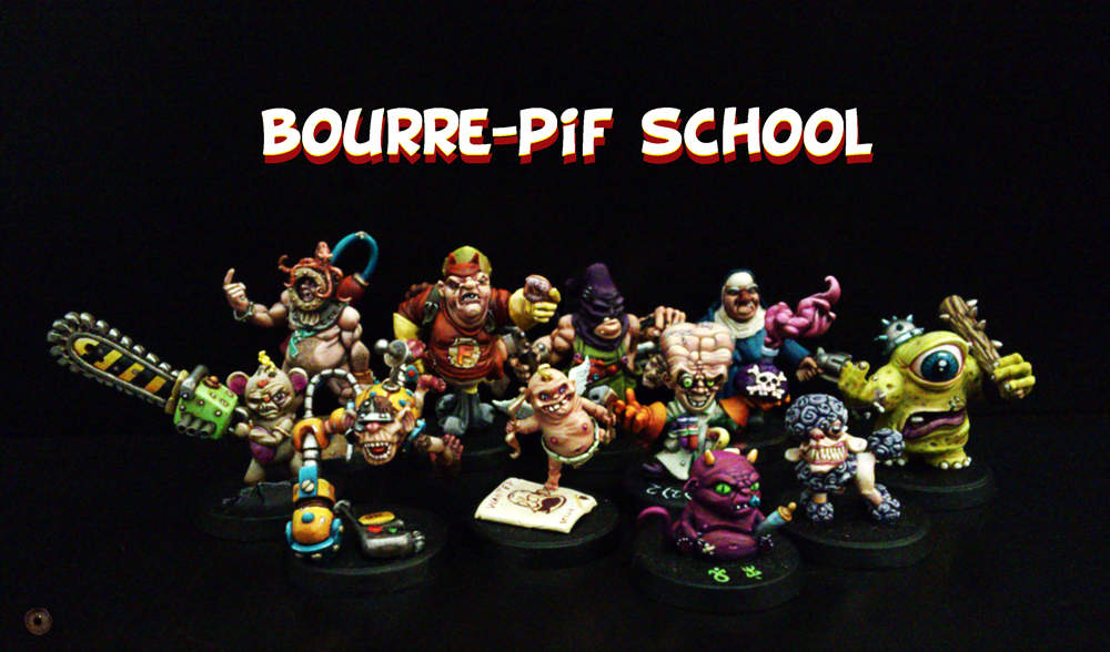 bourre-pif-school