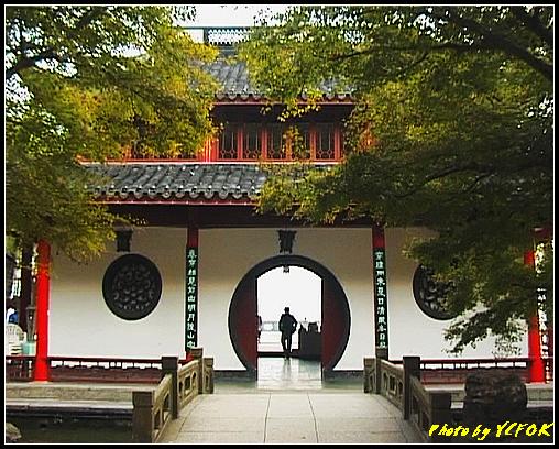 杭州 西湖 (其他景點) - 161 (白堤上的西湖十景之 平湖秋月)