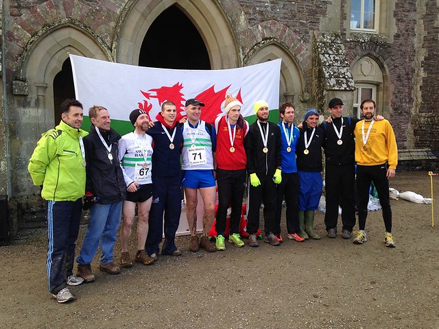 Swansea harriers, Welsh cross country champions!