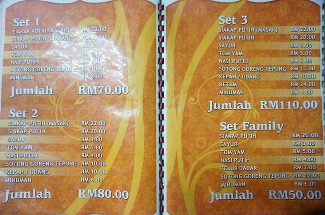 Halal Penang Food ikan bakar Hammer Bay or Seri Pantai - Gold Coast Condominium-008