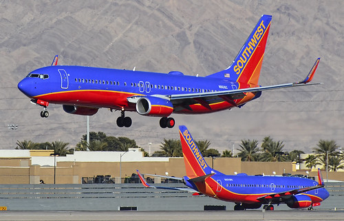 N8616C Southwest Airlines 2013...
