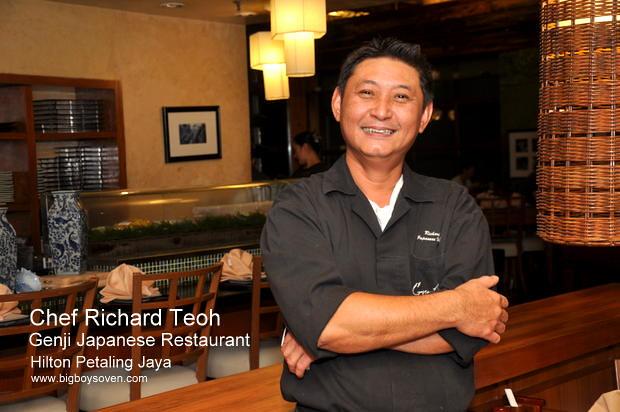 Genji Japanese Restaurant Hilton Petaling Jaya 15