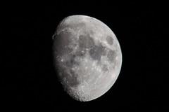 The Moon 11 Mar 2014