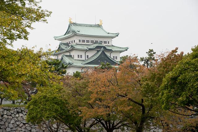 Nagoya Castle 01 名古屋城 大天守