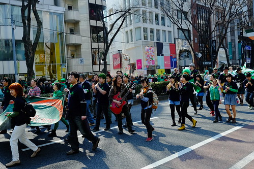Harajuku St Patricks Day Parade 2014 19