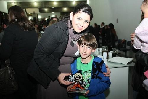 16º Prêmio Sangue Novo (2011)