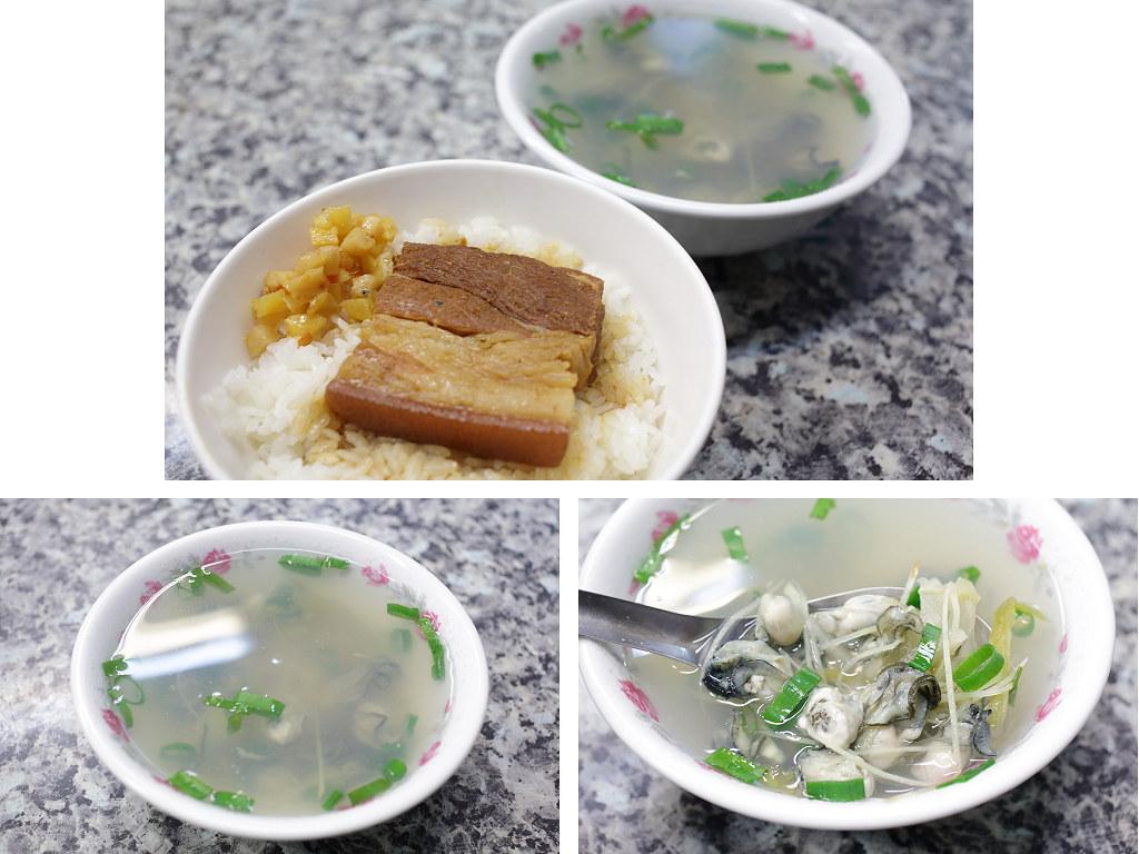 20140110萬華-阿財虱目魚、魯肉飯 (10)