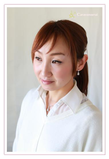 プロフィール写真 ポートレート写真 愛知県瀬戸市 女性カメラマン 出張撮影 自然 ナチュラル