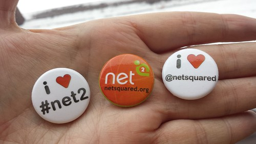 NetSquared swag