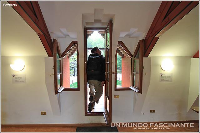 Capricho de Gaudi, Comillas