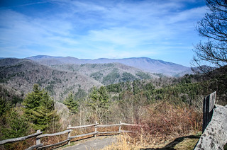 Cataloochee Valley Overlook