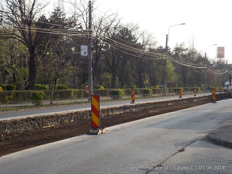 Traseul 102, etapa I: Bucla Nord ( Sp. Județean ) - Intersecție Republicii - Pagina 2 13605596253_339409062d_c