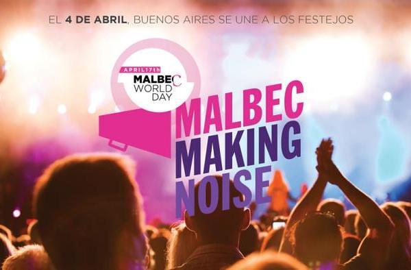Malbec Making Noise: El viernes 04/04 en El Dorrego