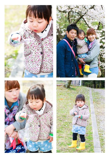 家族写真 ロケーション撮影 屋外撮影 出張撮影 女性カメラマン モリコロパーク 愛知県長久手市 公園