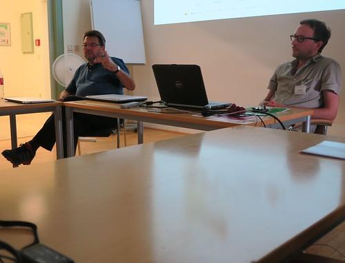 Purplsoc: Wolfgang Stark, Thomas Hruschka
