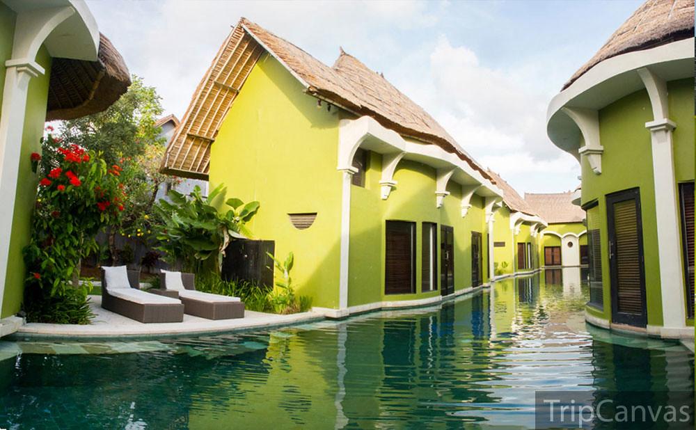 Villa seminyak pool 3
