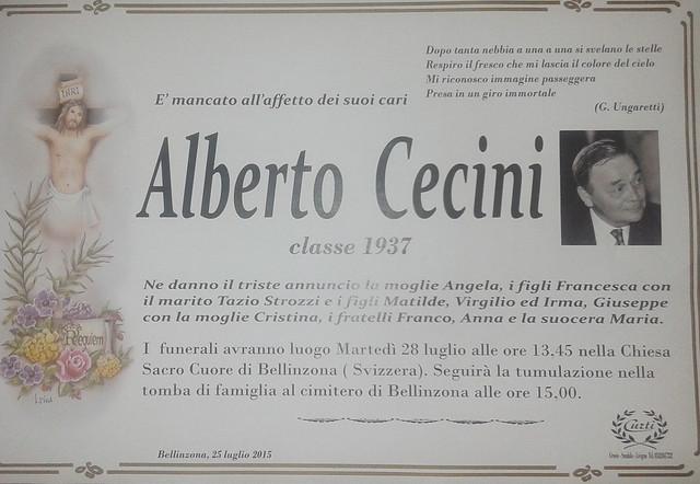 Cecini Alberto