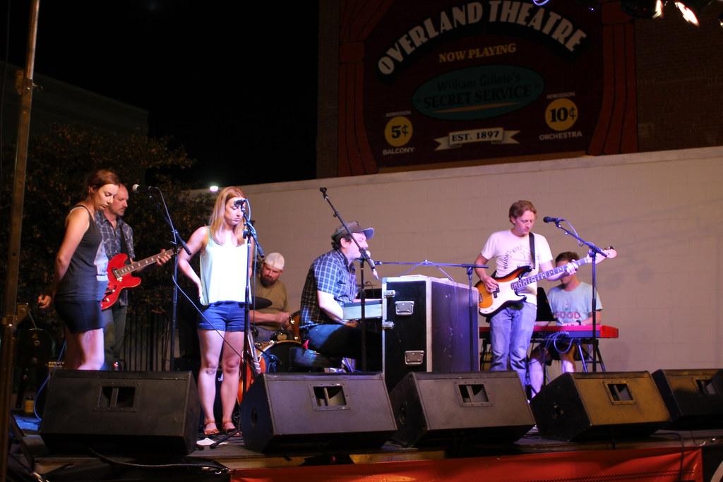 So-So Sailors   Nebraska City, NE   Good Living Tour   7.24.15