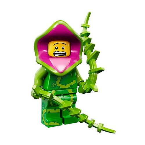 LEGO 71010 Collectible Minifigures Series 14 05 - Plant Monster