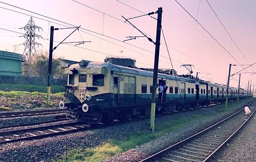LOCAL TRAIN CHENNAI