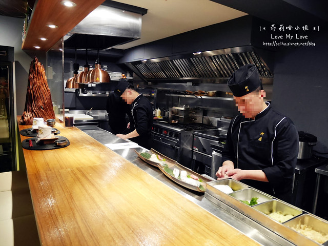 台北光復南路附近無菜單懷石日本料理柳居形意料理 (6)
