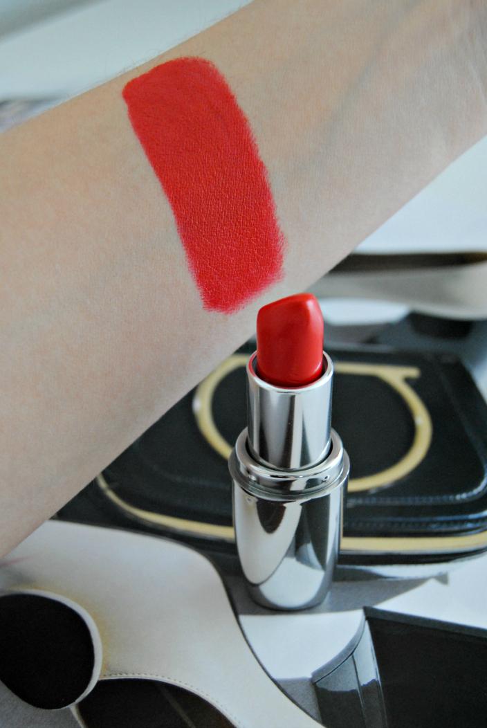 Pupa Red Lipstick (004b)