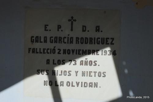 Cementerio de Benamaurel