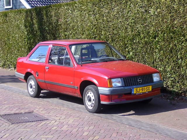Opel Corsa E 1.2, Panasonic DMC-LS1