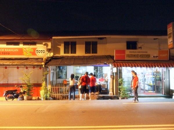 Putu Piring at Jalan Tengkera, Melaka -001