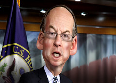 Greg Walden - Caricature
