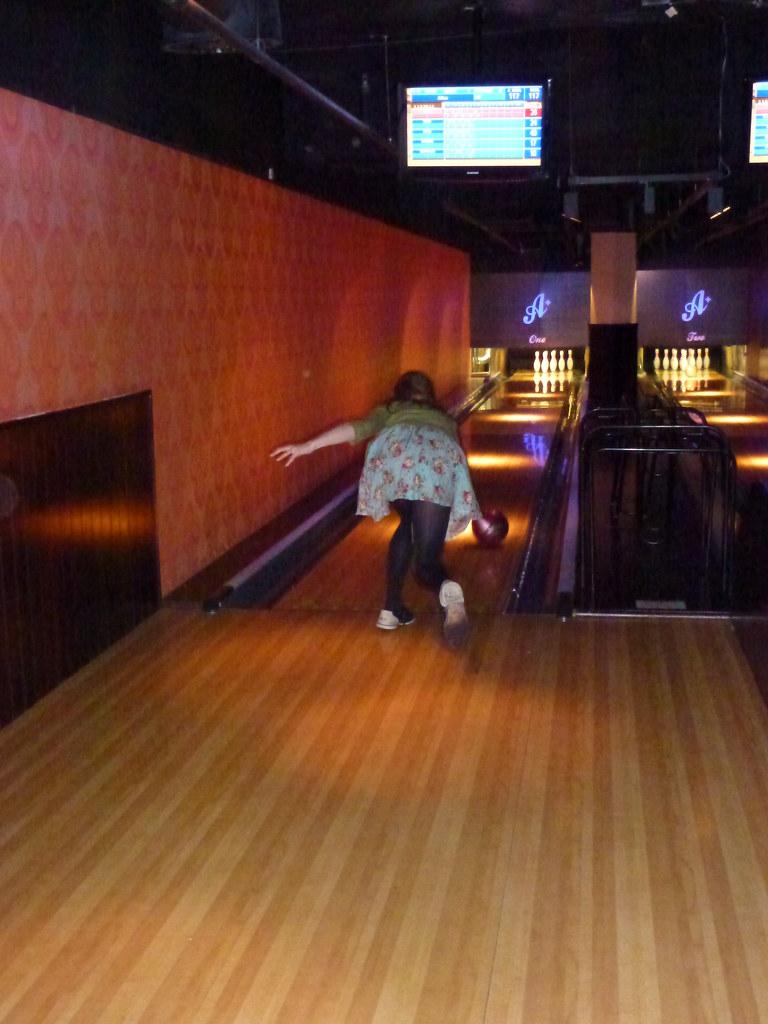Ben's Bday Bowling May 2013