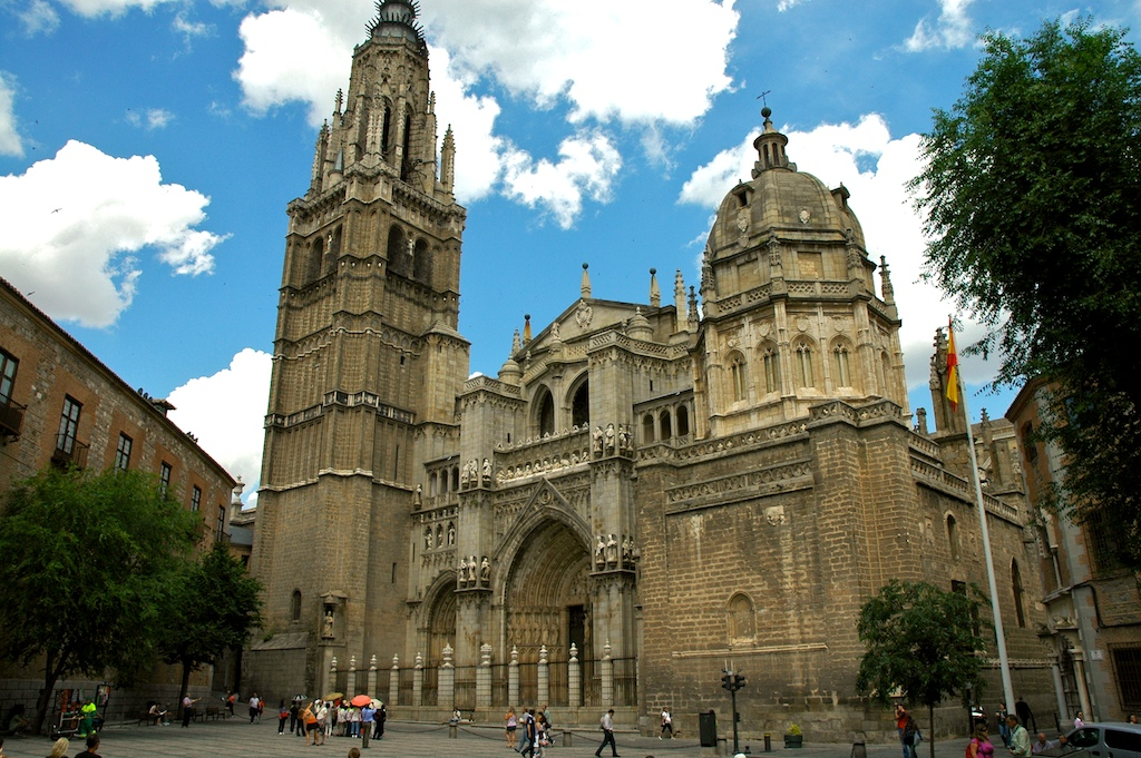 Catedral de Toledo. Autor, Sincretic