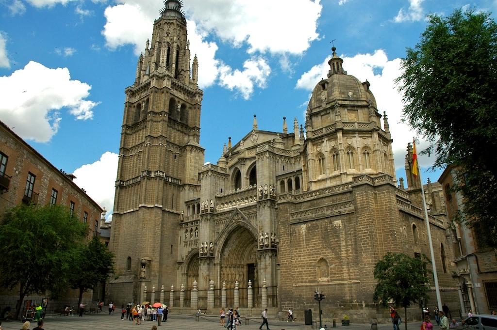 Catedral de Toledo. Autor, Sincretic