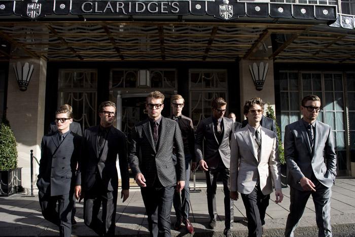 Dolce&Gabbana Estate 2014 Sartorialità Londra (2)
