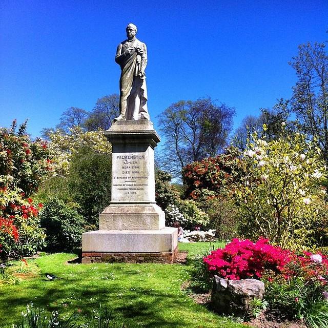 Parques del centro de Southampton