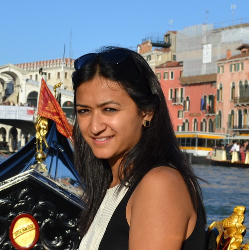 An image of Anushka KC, MBA '13