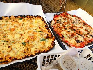 Stone Barn Pizzas!