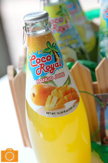 Coco Royal Mango Juice