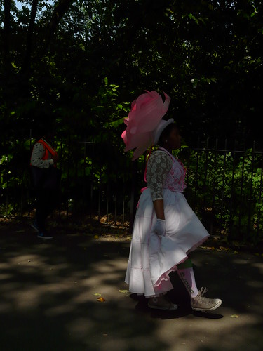 Kinetika Bloco, Bermondsey Carnival 2013