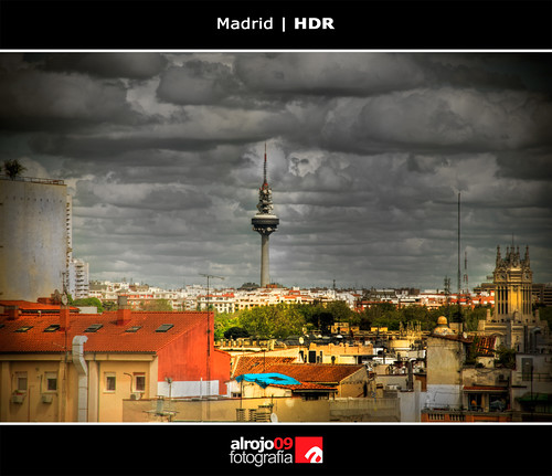 Madrid | HDR by alrojo09