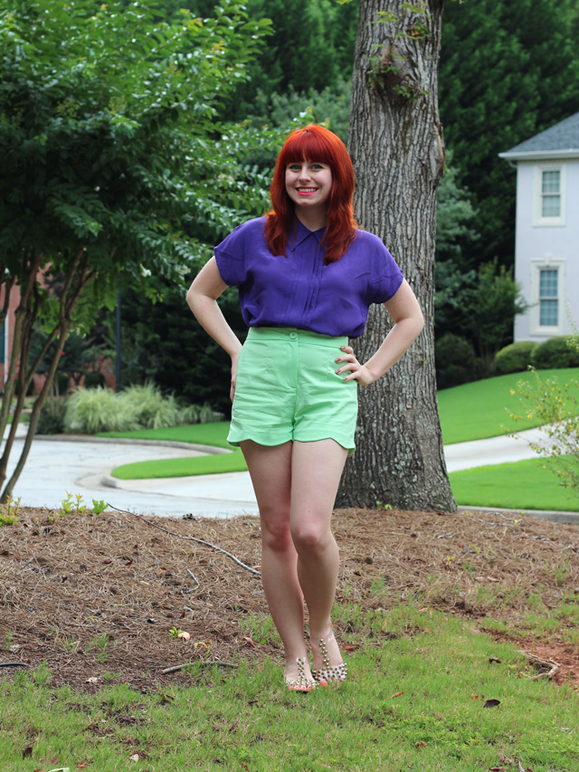 The Little Mermaid Inspired Outfit