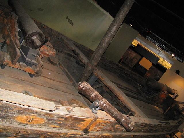 NMAH041 - American War of Independence (1775-1783) - American - Continental Gunboat 'Philadelphia' - 1776